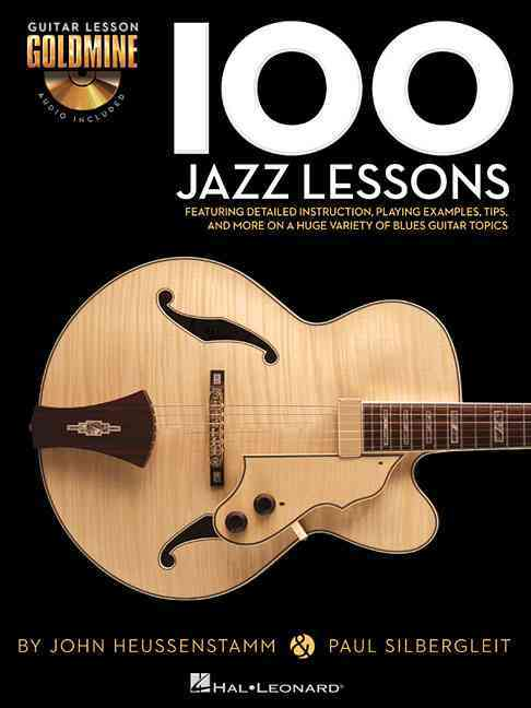 100 Jazz Lessons By Heussenstamm, John/ Silbergleit, Paul